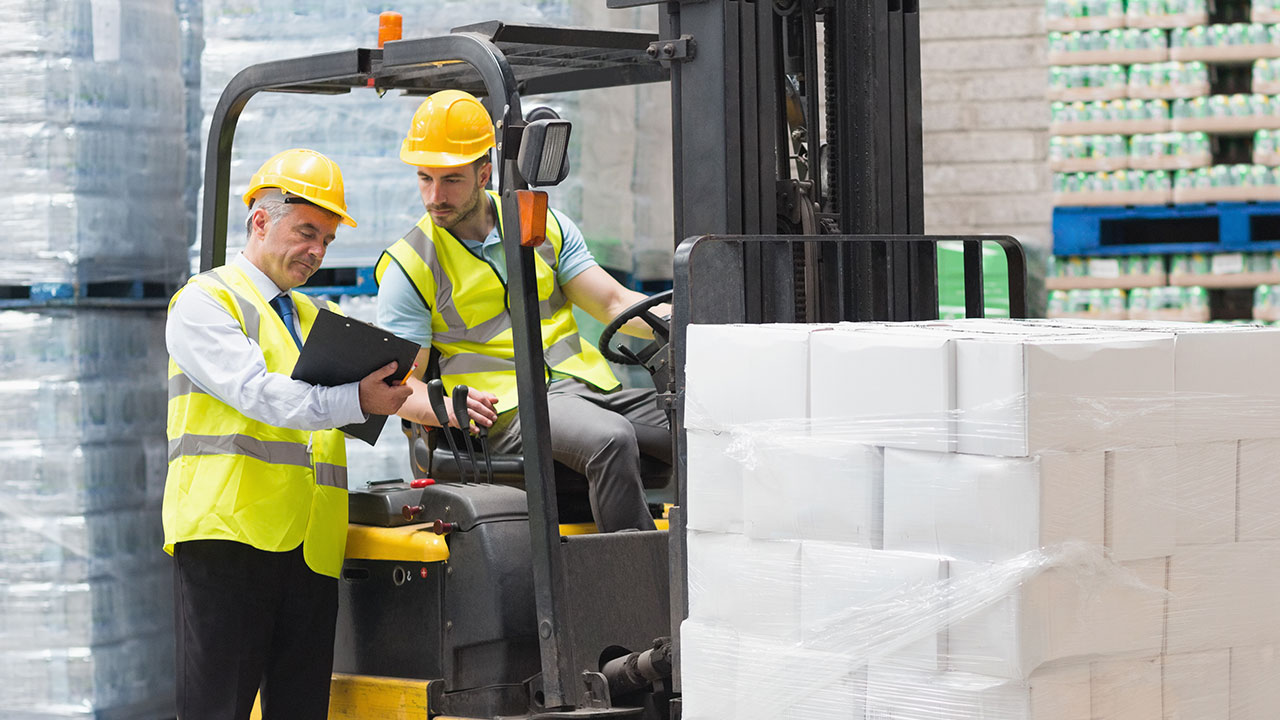 Video Support Training Resources_Forklift