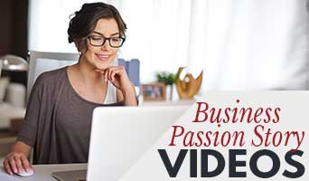 Corporate Video Services - Passion Stories