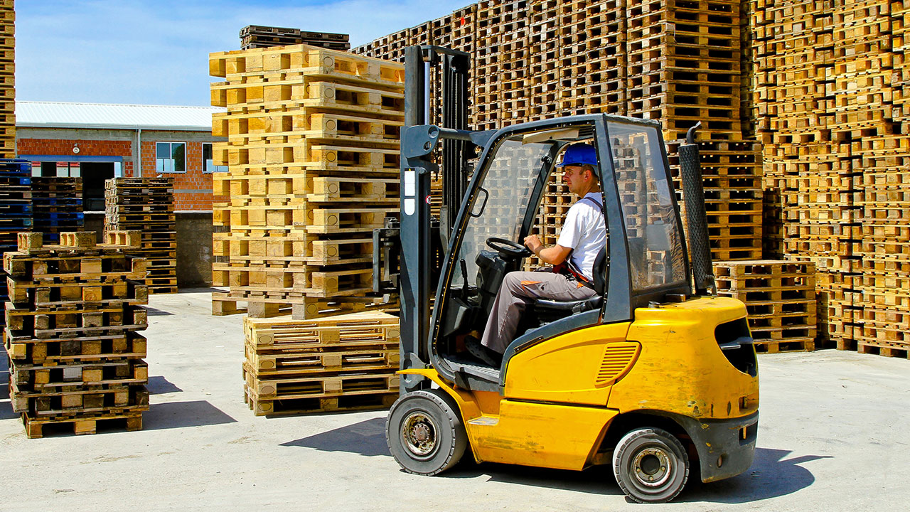 Video Support Training Resources - Driving A Forklift