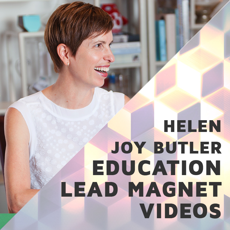 Helen Joy Butler at The Video Box Video Portfolio