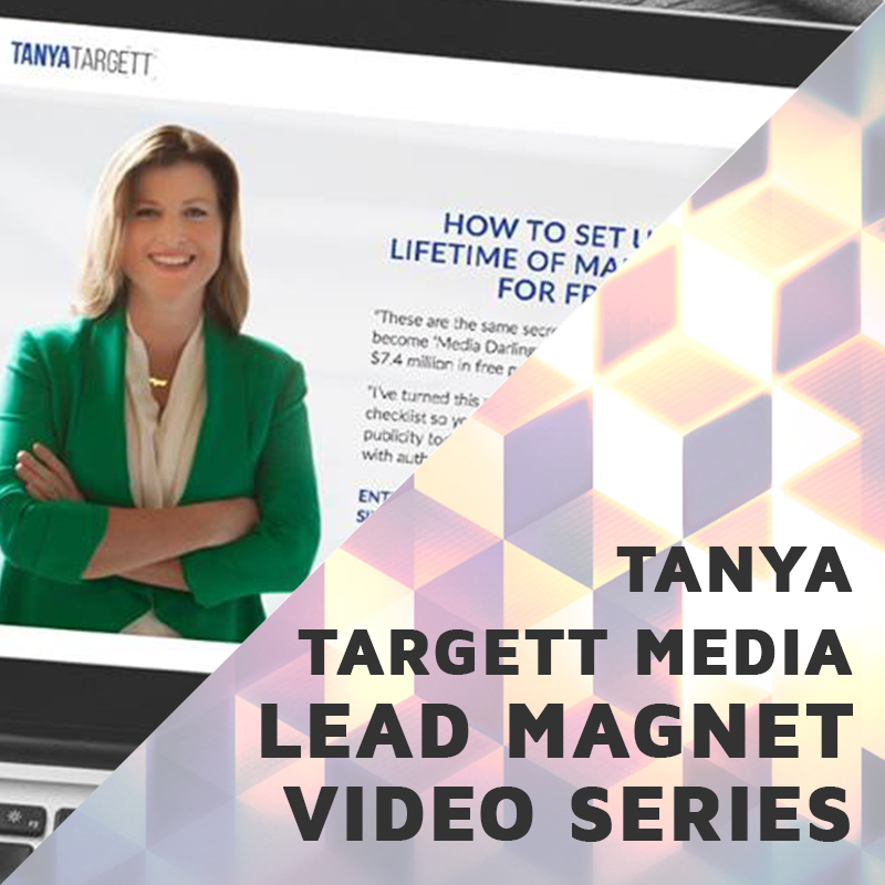 Tanya Targett at The Video Box Video Portfolio